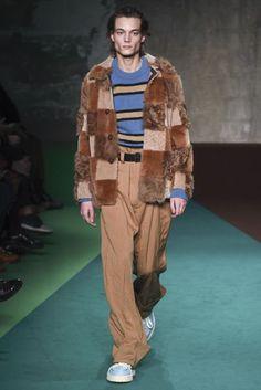 Marni Autumn/Winter 2017 Menswear Collection