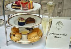 You can't get any more traditional than Afternoon Tea at The Waldorf!