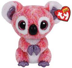 Ty - Ty36149 - Peluche - Beanie Boo's - Small - Kacey Le Koala