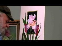 "The Beauty of Oil Painting, "" Behind the Scenes "" episode 3 : ""Photo Art Iris"" - YouTube"