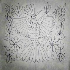 42 Likes, 1 Comments - I Heart Mexico Diy Otomi Embroidery, Mexican Embroidery, Floral Embroidery, Hand Embroidery, Embroidery Transfers, Embroidery Stitches, Embroidery Patterns, Mexican Pattern, Folk Art Flowers