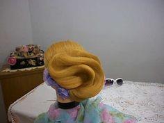 "Penteado "" ONDA ( I ) "" - "" WAVE"" hairstyle ! ( I ) - YouTube"