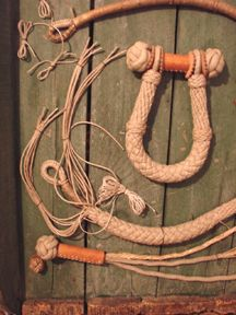 Making Chest Beckets - Amazing traditional rope handles for large wooden boxes