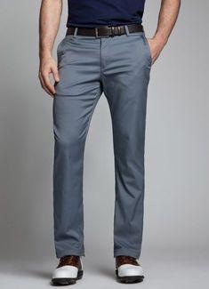 c55a73f9 Golf Fashion Stlyle Grey Golf Pants for Men | Bonobos - Acey Ducey - Grey -