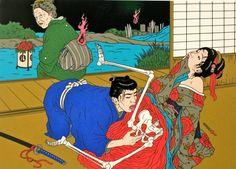 Toshio Saeki: el erotismo, la violencia, la perversión - Cultura Inquieta