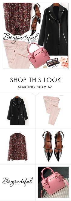 """""""Beautiful"""" by oshint ❤ liked on Polyvore featuring D&G, RED Valentino and Schone"""