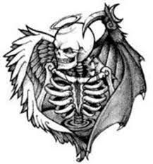 Image result for stitch and angel drawing