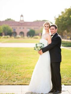 My groom and I. There aren't enough Pinterest pictures where the bride is taller than the groom. I love this picture!