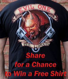 If you buy one and your name is chosen, we'll refund your money.  The name will be drawn Sunday April 3rd.  http://www.EvilOne.Net