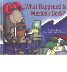 Marion takes her beloved books everywhere she goes -- until one day she brings her book to the breakfast table. That's when things start to get messy. Through trial and error, and finally a lesson from the school librarian, Marion learns the proper way to care for books. Read the delightful story to your students and teach them good book care right along with Marion. Included are reproducible library lessons and reproducible book care bookmarks.