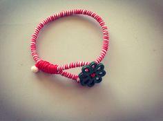 Μάρτης 2017 by vivi markoni Japanese Ornaments, Baba Marta, Bracelet Designs, Jewerly, Projects To Try, Handmade Jewelry, Bracelets, Creative, String Bracelets
