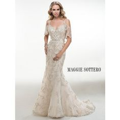 Maggie Sottero Maurine 4MS959 - [Maggie Sottero Maurine] -  Buy a Maggie Sottero Wedding Dress from Bridal Closet in Draper, Utah