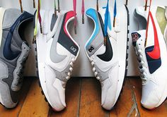 Nike Air Pegasus OG Collection Release Date and New Picture Custom Sneakers, Vans Sneakers, Air Max Sneakers, Nike Air Pegasus, New Pictures, Behind The Scenes, Nike Air Max, Collection, Style