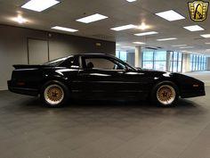 Gateway Classic Cars -1987 Pontiac Trans Am GTA