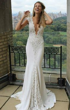 31 Unique & Hot Wedding Dresses For 2016 - The Glamour Lady