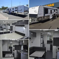 This fully customised 30ft Tri-Axle came with extreme features like Electric Self Levelling Stabiliser Legs, 12 Volt Automatic Electric Awning, Remote Start Generator With Transfer Switch, Automatic Satellite Dish, Reversing Lights, 2 x Bunks And Higher Checker Plate Sides and the list goes on and on just like the caravan. We would like to wish our customers all the best and thank them for their business, hope they have many, happy and safe travels.