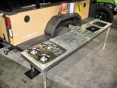 expedition camping/jeep trailers | Visit my Jeep Projects site for info on my custom Jeep projects: