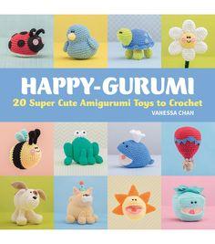Vanessa Chan Happy-Gurumi Crochet Book