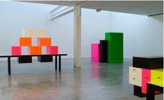 Ettore Sottsass: Un piccolo omaggio a Mondrian