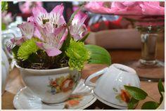 Chá de Cozinha Panela lingerie Bar tema cupcake10