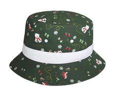 Bucket Hat Sled