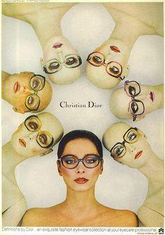 Vogue 1978 Dior ad