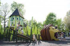 Δανέζικη εταιρεία κατασκευάζει τις πιο όμορφες παιδικές χαρές σε όλο το κόσμο!