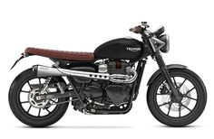 New Triumph Street Twin launched | MCN