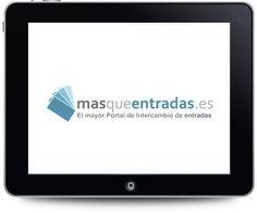 Diseño de logotipo para Masqueentradas.es