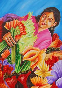 Ragunath - Artist From India