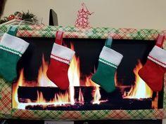 Christmas Stockings, Holiday Decor, Creative, Home Decor, Needlepoint Christmas Stockings, Decoration Home, Room Decor, Christmas Leggings, Home Interior Design