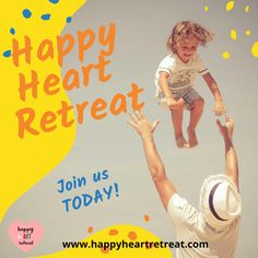 Join our 6 week online retreat for the whole family.   Visit www.happyheartretreat.com   #lockdown #family #familyfriendly ##familyactivities Happy Heart, Art Therapy, Family Activities, Friends Family, Join, Movie Posters, Movies, Films, Film Poster