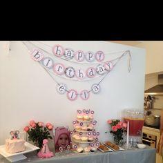Ella's 1st Birthday!