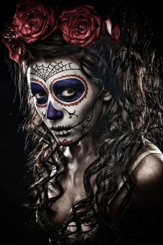 Halloween and Horror Makeup Ideas Part 2 | Girly Design Blog