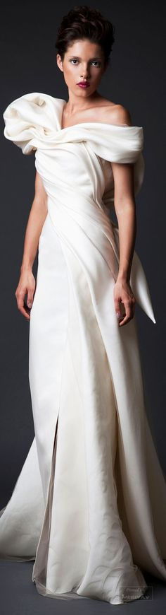 Krikor Jabotian Fall-winter 2014-2015. V