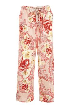 Image for Lace Rose Pj Pant from Peter Alexander