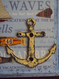 lemonadeandivy:    <3 nautical:  anchor art