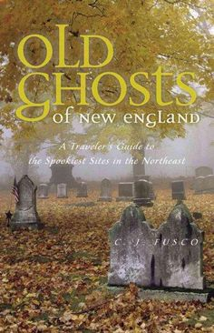 An intriguing traveler's guide to the many inns, restaurants, lighthouses, pubs, museums, parks, graveyards, and schools throughout the region where spirits are rumored to roam includes commentaries a
