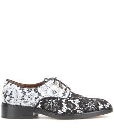 Givenchy - Lace brogues - mytheresa.com