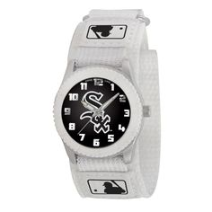 Chicago White Sox MLB Kids Rookie Series Watch (White)