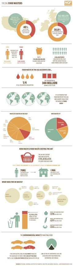 definitely something to think about stop food wastage