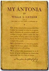Good in 1918...still good in 2012. Truth - I agree complete and most of the Willa Cather books are in the public domain and are free too.