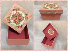 Small Organizer Box by CLVLArtsBrazil on Etsy, $17.00