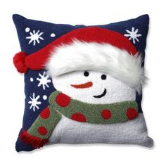 4 Marvelous Tips AND Tricks: White Decorative Pillows Sofas decorative pillows gold west elm.Decorative Pillows Teal Colour decorative pillows for girls.Decorative Pillows For Teens College Apartments. Christmas Cushions, Christmas Pillow, Felt Christmas, Christmas Snowman, Christmas Crafts, White Christmas, Christmas Stocking, Christmas Christmas, White Decorative Pillows