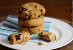 Egg-free, Nut-free, and Dairy-free ChocolateChip Cookies | Babble