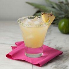 Pineapple Margaritas Pineapple juice adds plenty of sweetness to this no-sugar-added margarita recipe.Pineapple juice adds plenty of sweetness to this no-sugar-added margarita recipe. Pineapple Margarita, Skinny Margarita, Pineapple Juice, Lime Juice, Pineapple Delight, Vodka Lime, Pineapple Recipes, Orange Juice, Gourmet