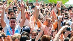 ISKCON News: Devotees to Chant to 50,000 at Brazil's Festival das Cores