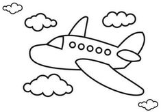 Airplane Coloring Pages Airplanes Pictures For Kids – Viewing Gallery For – Easy Airplanes Wallpaper Make your world more colorful with free printable coloring pages from italks. Our free coloring pages for adults and kids. Coloring Pages Nature, Unique Coloring Pages, Preschool Coloring Pages, Coloring Pages Inspirational, Coloring Pages For Boys, Disney Coloring Pages, Coloring Pages To Print, Free Printable Coloring Pages, Free Coloring Pages