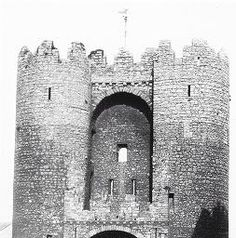 by Mason, Thomas Holmes, photographer Published / Created: [ca. St Lawrence, Gate, Portal