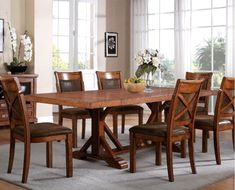 Rustic Dining Table Set At Unclaimed Freight Co In Lancaster PA